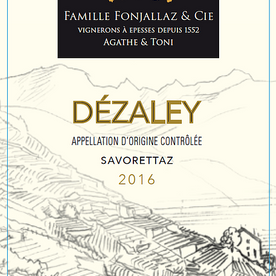 dézaley blanc grand cru
